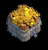 Gold Storage Clash Of Clans Level 6