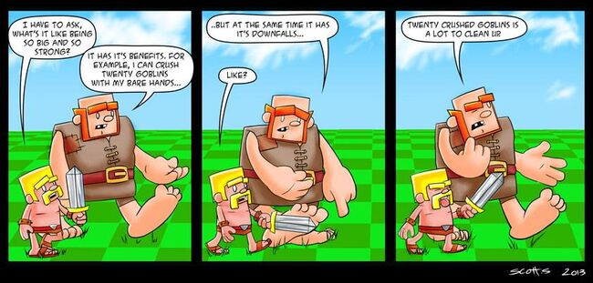 Clashers Comic 5