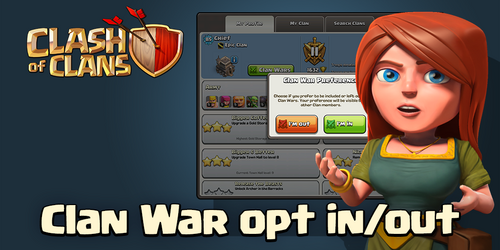 Sneak Peek Clan Wars