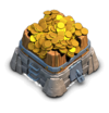 Gold Storage Clash Of Clans Level 7