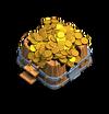 Gold Storage Clash Of Clans Level 2