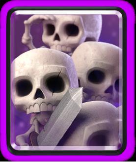 Skelettarmee Clash Royale Wiki Fandom Powered By Wikia