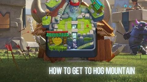 Clash Royale - Arena 10 Best Deck! ♥ Goblin Gang Deck! ♥ How to get to Hog Mountain! ♥ Tips