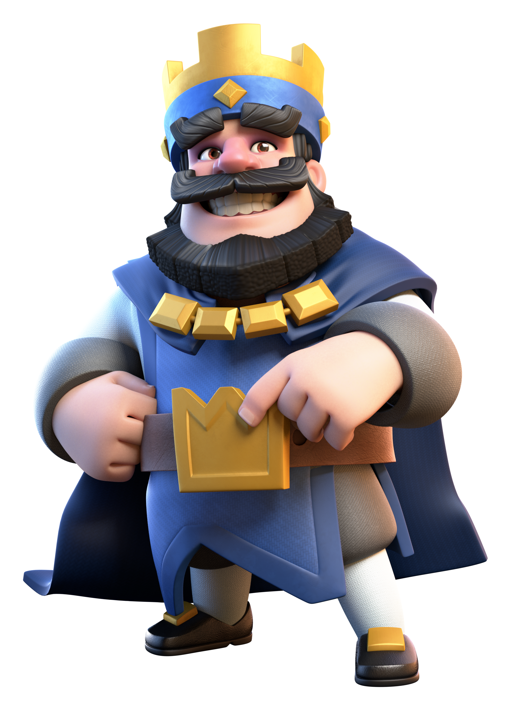 Image - Blue King.png | Clash Royale Wikia | Fandom powered by Wikia