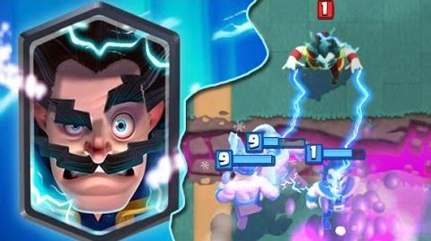 ELECTRO WIZARD BEST DECKS for ALL ARENAS ! GET 12 WINS !! Clash Royale E-Wizard Challenge