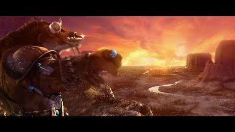 World of Warcraft Cinematic Trailer
