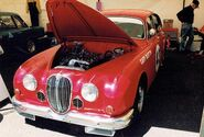 Jaguar Mark 2 - Oz Racecar 1