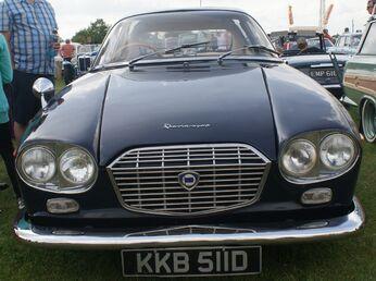 Lancia Flavia sport front