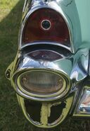 Chevybelairrearlight