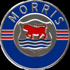 Morris Motors badge