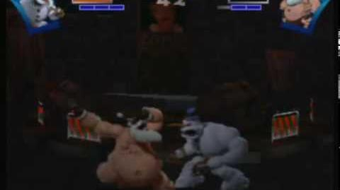 Clayfighter Sculptor's Cut Bad Mr