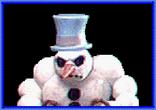 Frosty Mugshot