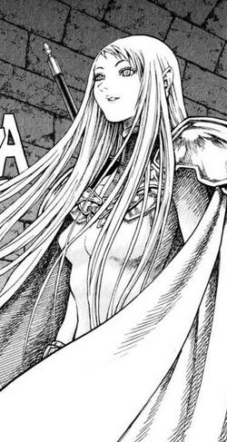 Galatea manga