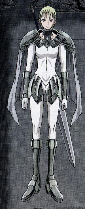 Jean in Uniform