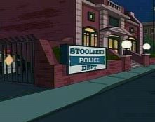 Stoolbend Police Dpt