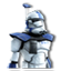 ARC Trooper Lieutenant 64