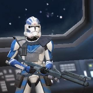 Gun Good's Phase II armor