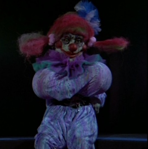 The halloween spooktacular ooc for Killer klowns 2