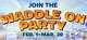 Waddle On Party Logo
