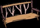 Log Bench sprite 008