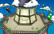 Puffle Party 2011 Beacon