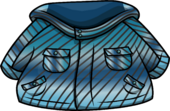 Blue Winter Jacket icon