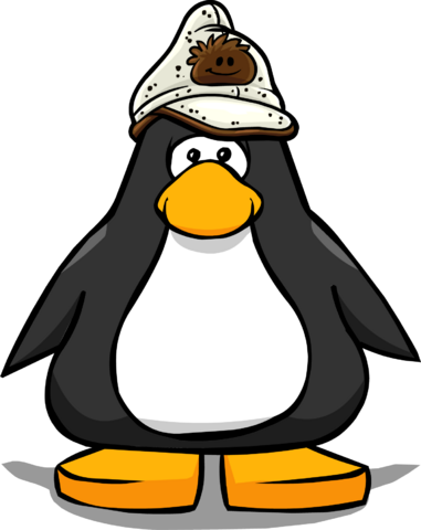 File:Brown Puffle Cap on Player Card.png