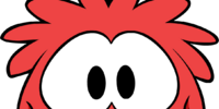 Red Puffle Costume