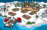 Camp Penguin Dock