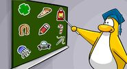 Penguin teaching Pins