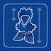 Blueprint Coral Mermaid icon
