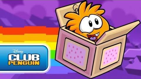Nyan Puffle