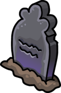 Ornate Tombstone sprite 003
