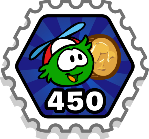 File:Puffle Plus Stamp.png