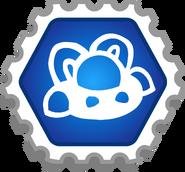 Aqua Grabber Stamp icon