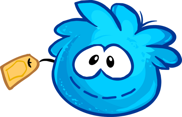 File:Blue Puffle Stuffie clothing icon ID 5194.png