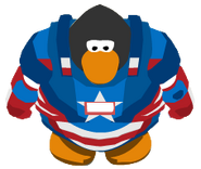 Iron Patriot Armor ingame