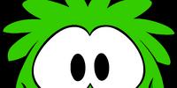 Green Puffle Costume
