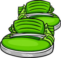 Green High Tops clothing icon ID 6109.png