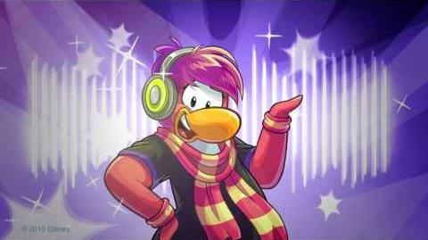 Club Penguin You Got This - DJ Cadence Full Song With Lyrics