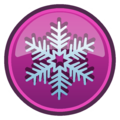 Frozen Party interface icon