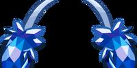Crystal Puffle Earmuffs