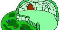 Green Clover Igloo