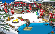 Puffle Party 2009 Cove