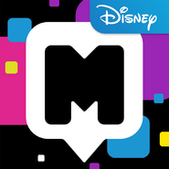 Disney Mix app icon 1.0