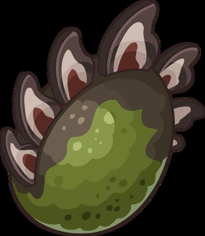 File:Prehistoric 2014 Eggs Stegosaurus Green.png