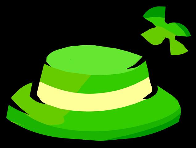 File:Shamrock Hat.PNG