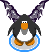 Tattered Wings in-game