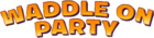 Waddle On Party Logo