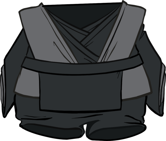 File:Black Jedi Robes clothing icon ID 4895.PNG